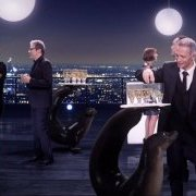 Bar Flamants Voeux Animateurs France3